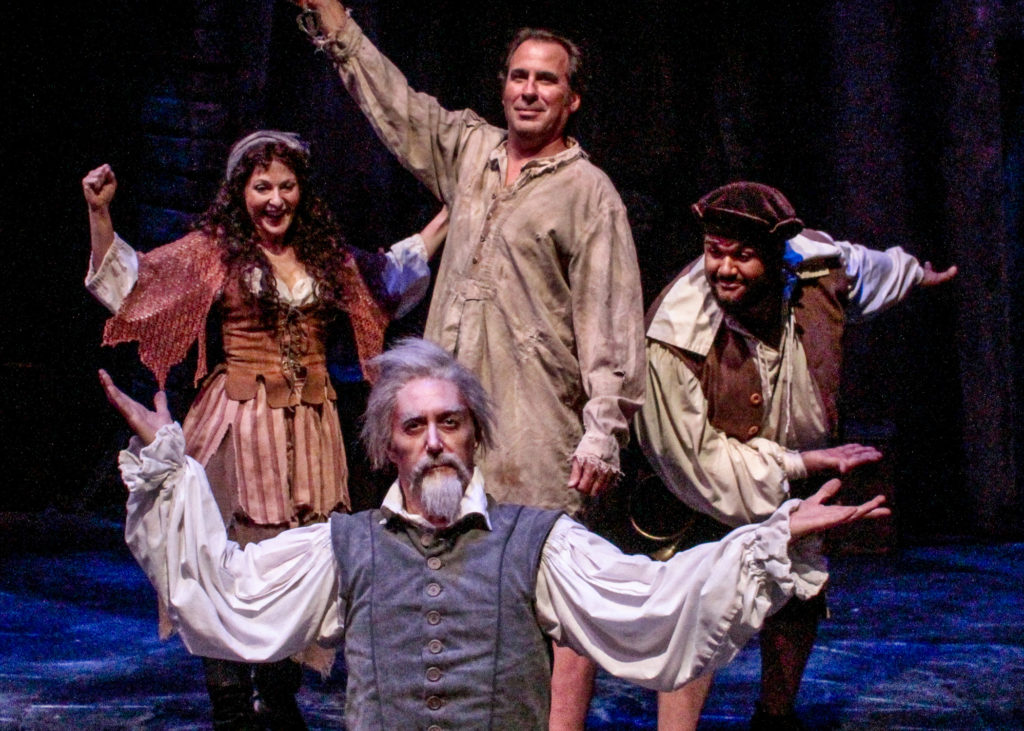 Erika-Beth-Phillips-David-Kirk-Grant-Bryan-Barbarin-and-Sean-Murray-in-Cygnets-MAN-OF-LA-MANCHA