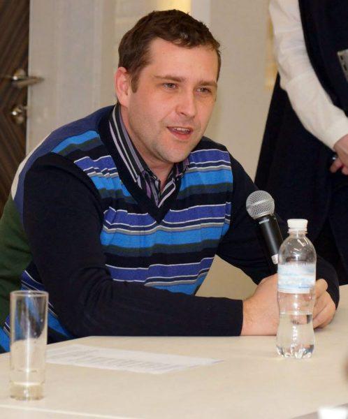 Представник Президента України в АРК Борис Бабін